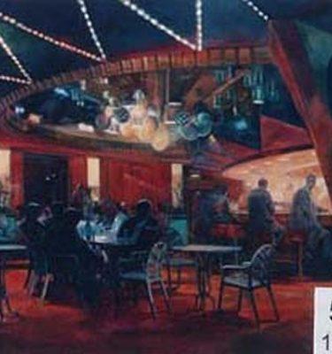 Backdrop 556 Pub Nightclub Disco 15'X15'