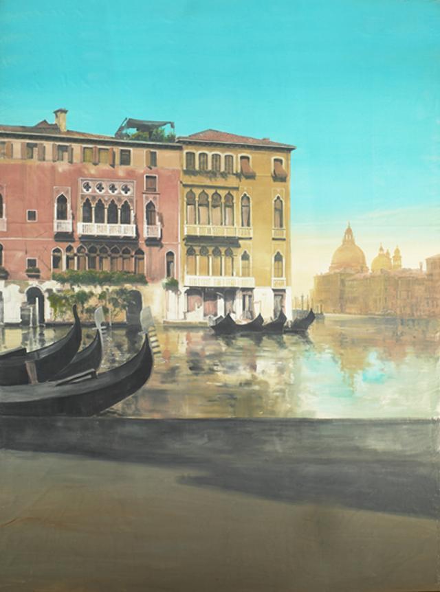 Backdrop 573 Venice View 12'X18'