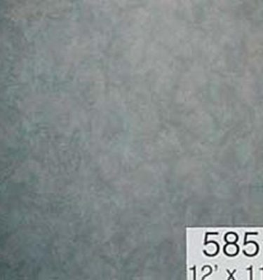 Backdrop 585 Mid Grey Blue 12'X11'