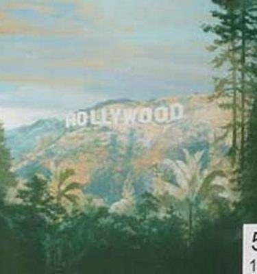 Backdrop 594 Hollywood Sign 15'X12'