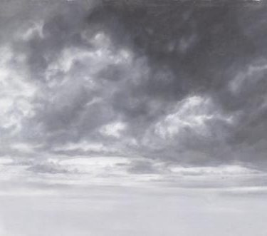 Backdrop 595 Monochrome Grey Sky 12'X6'