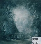 Backdrop 608 Gainsborough Style Landscape 12'X18'