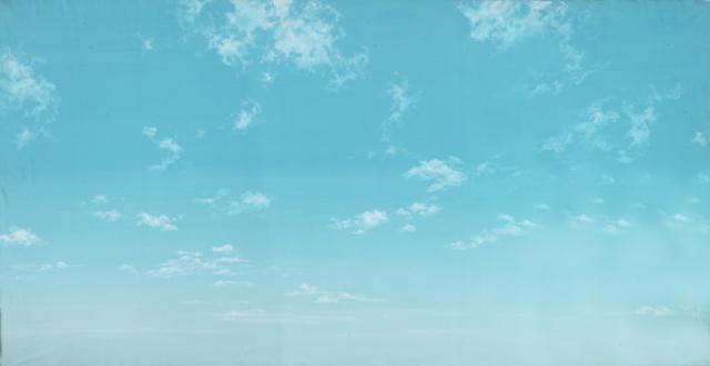 Backdrop 616 Sunny Blue Sky With Wispy Clouds 12'X6'