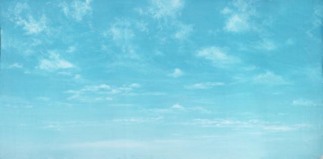 Backdrop 620 Sunny Blue Sky With Wispy Clouds 12'X6'