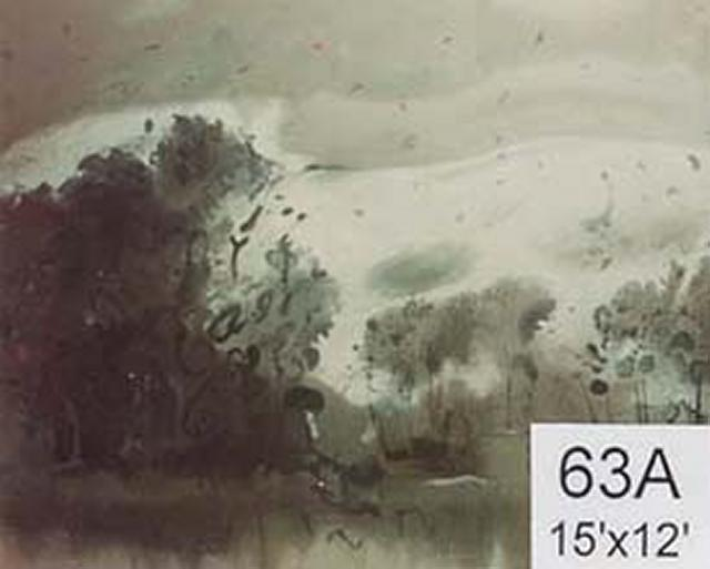Backdrop 63A Ghostly Country Scene 15'X12'