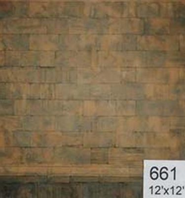 Backdrop 661 Sandstone Wall 12'X12'