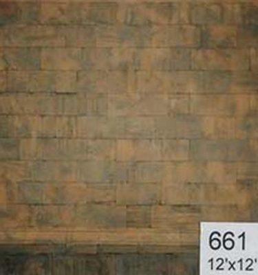 Backdrop 661 Sandstone Wall 12'X12'