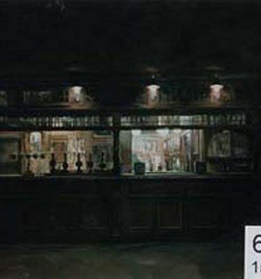 Backdrop 673 Pub Bar 15'X12'