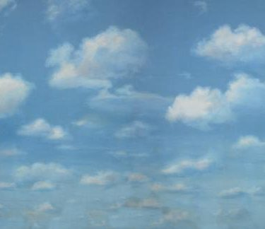Backdrop 683 Sunny Blue Sky With Clouds 30'X15'