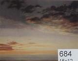 Backdrop 684 Sunrise Sunset Sky 15'X12'