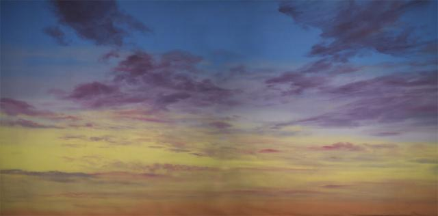 Backdrop 690 Sunrise Sunset Sky 25'X12'