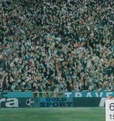 Backdrop 691 Football Sports Crowd 15'X15'