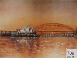 Backdrop 709 Sydney Opera House & Harbour Bridge 20'X15'