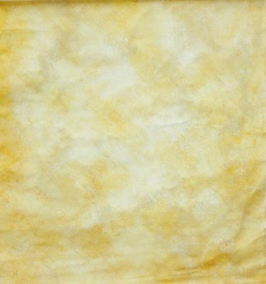 Backdrop 738 Yellow Mottle Design 6'X8'