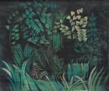 Backdrop 742 Jungle 8'X8'