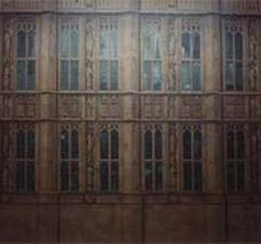 Backdrop 76 College School University Windows 30'X15'