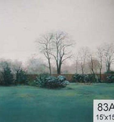 Backdrop 83A Rural Garden 15'X15'
