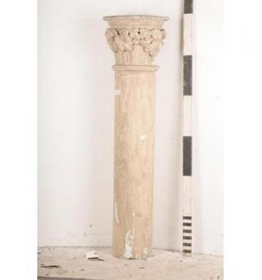 Column Foliage Capital Smooth1800X500 - 5Ft 11In