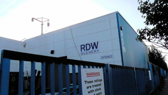 RDW from street