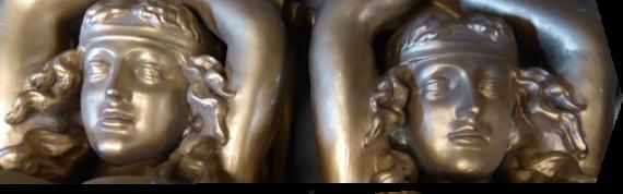 Slider - Statues