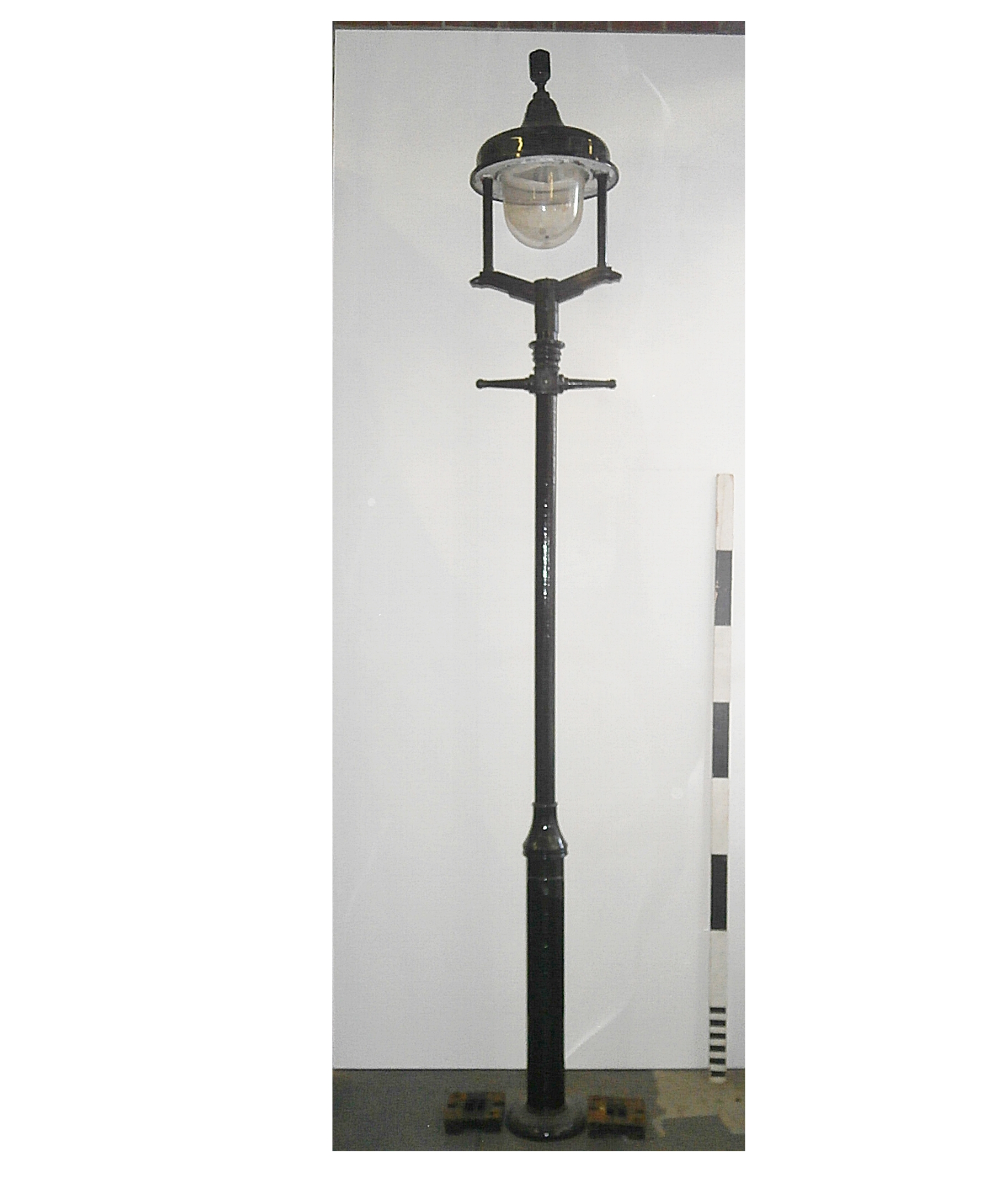 street lights outdoor post for powered pin lamp vintage light solar garden