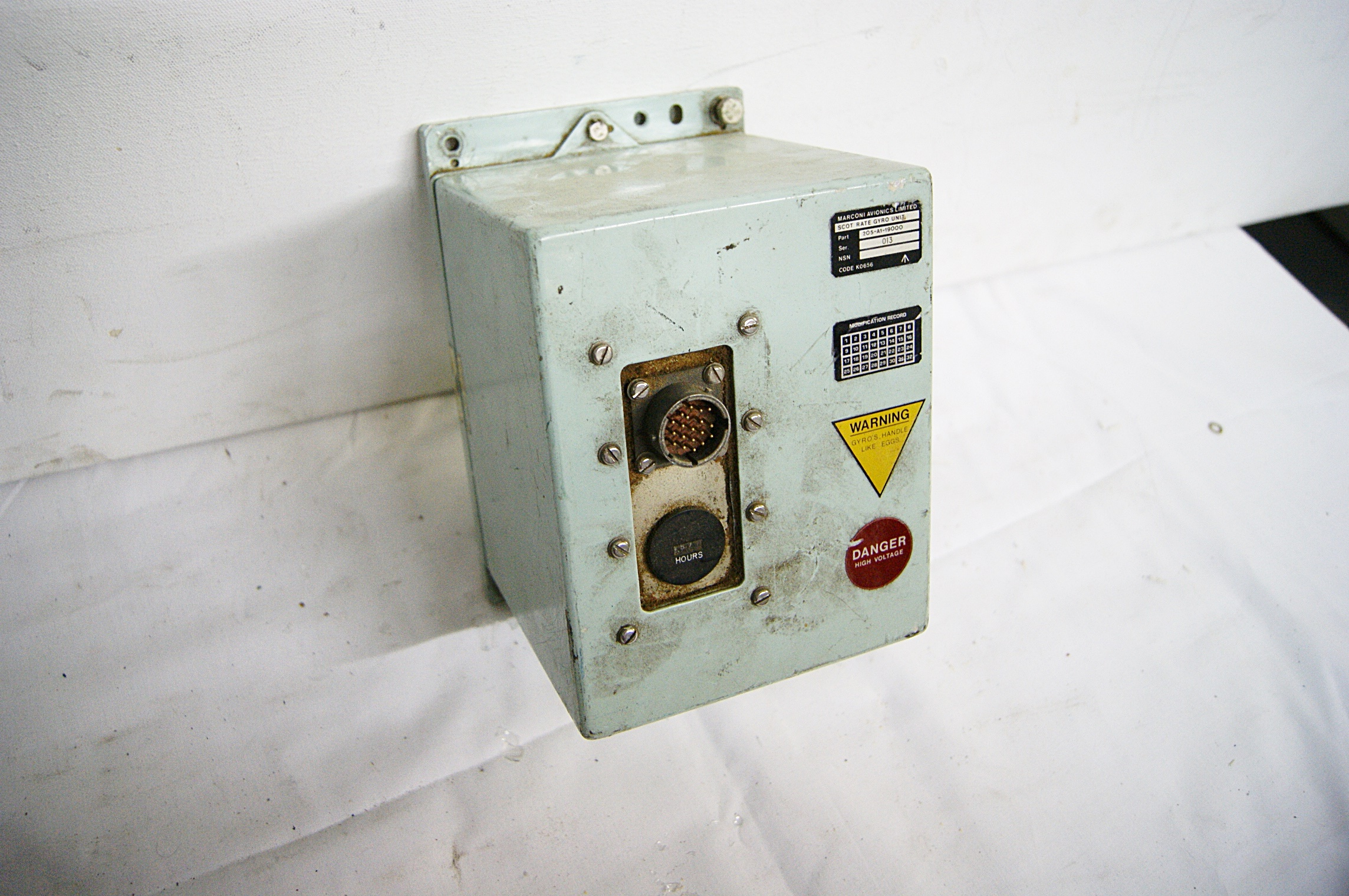 6810150 Submarine Control Room Fuse Box ( H 20cm x 13 x 14 ) - Stockyard  Prop and Backdrop Hire