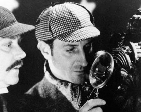 Sherlock Props